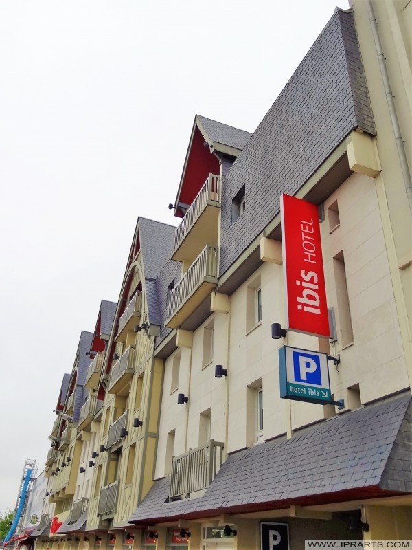 Hotel Ibis Deauville Centre, France