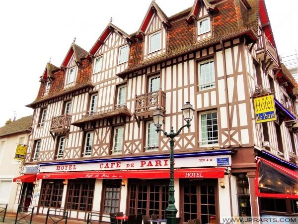 Hotel Paris a Cabourg, Francia