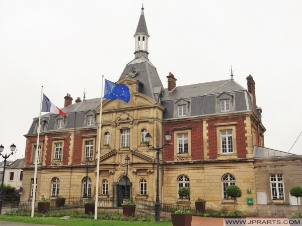 Mairie de Cabourg, France