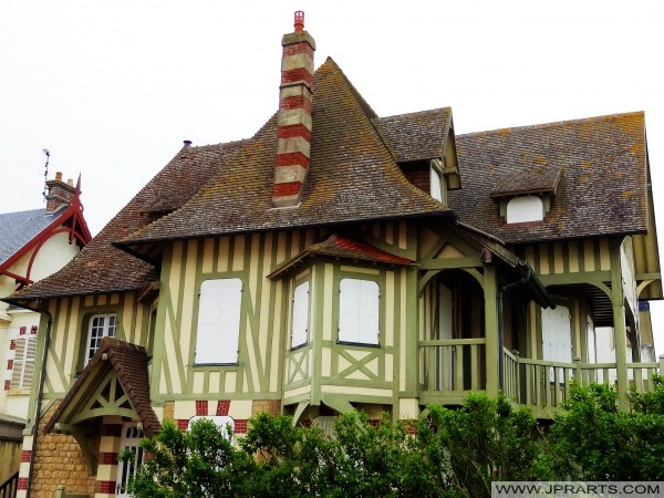 Mansión en Cabourg, Francia