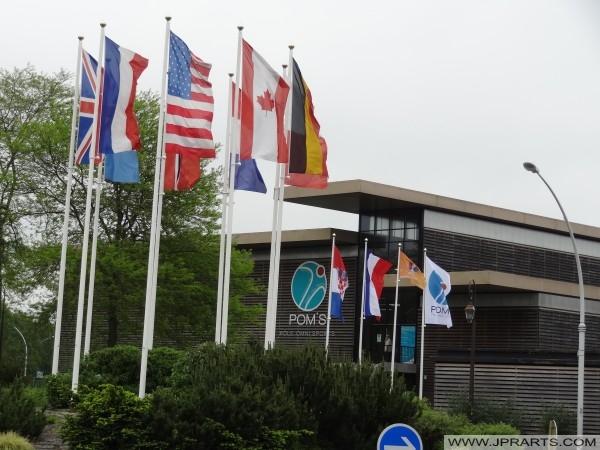 POM'S (Pôle OMni'Sports) à Deauville, France