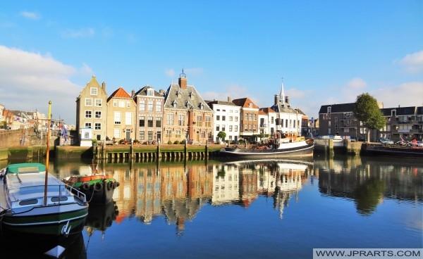De Kolk em Maassluis, Países Baixos