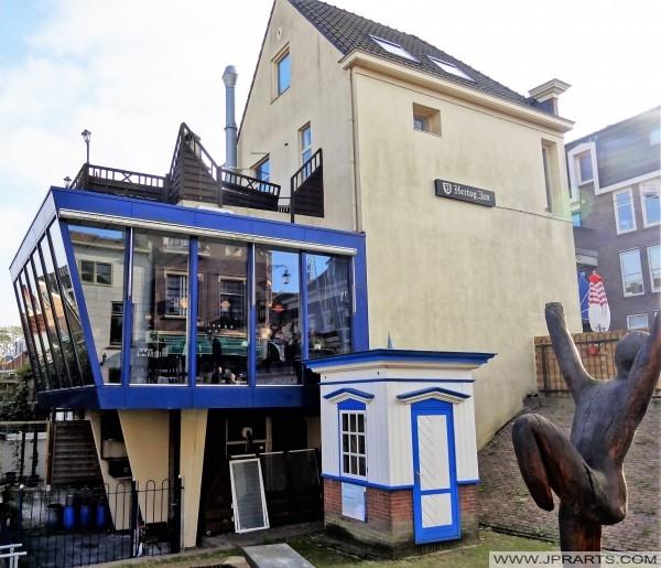 Lokal De Dijk in Maassluis , Niederlande