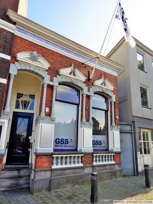 GSS Marine Services in Maassluis, Holland