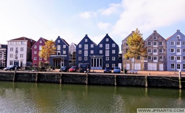 Govert van Wijnkade i Maassluis, Holland