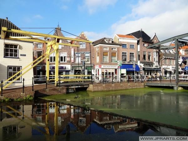 Maassluis historyczne, Holandia
