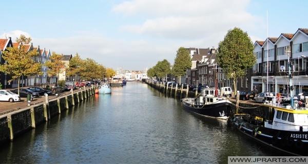 Puerto de Maassluis, Países Bajos