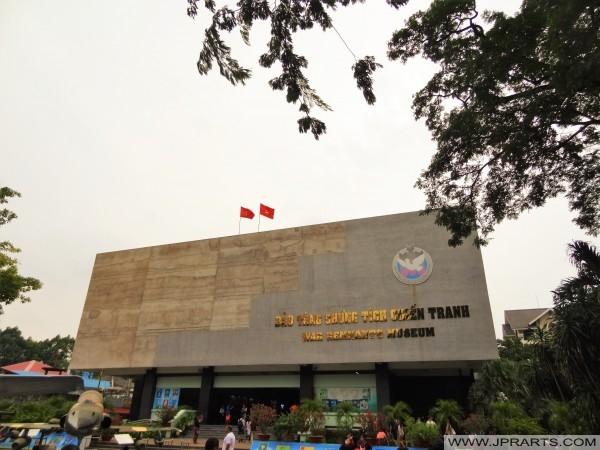 Các Bảo tàng Chứng tích chiến tranh tại TP Hồ Chí Minh (Nguyên Sài Gòn), Việt Nam