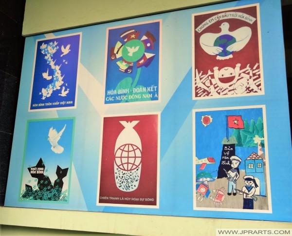 Hòa bình (Bảo tàng Chứng tích chiến tranh tại TP Hồ Chí Minh, Việt Nam)