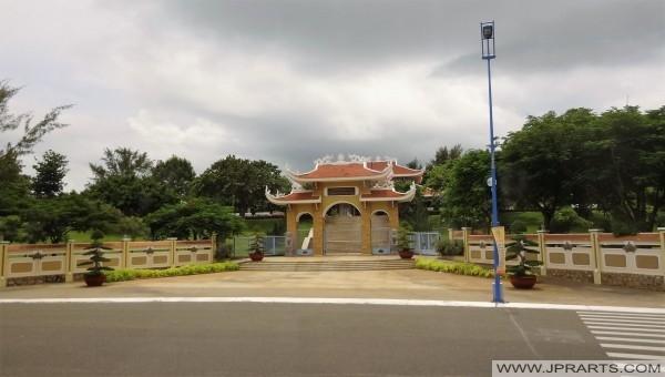 Đền Thờ Liệt Sĩ Thành Phố Vũng Tàu, Việt Nam