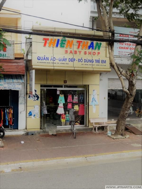 Baby Shop Thiên Thần in Vung Tau, Vietnam