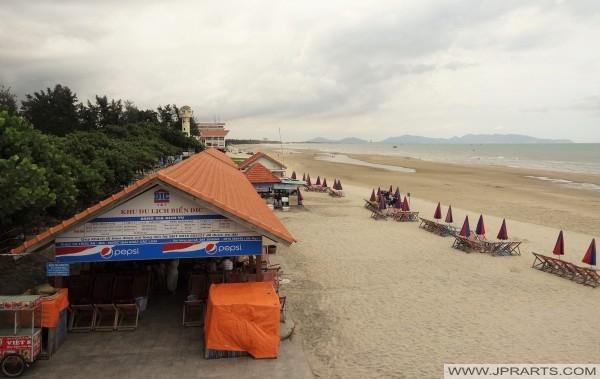 Khu nghỉ mát bãi biển ở Vũng Tàu, Việt Nam