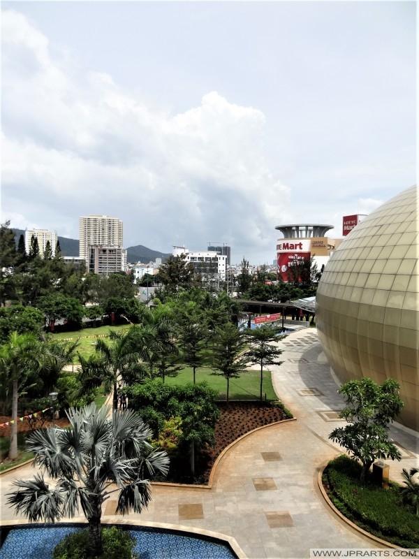 Trung tâm Hội nghị và Trung tâm mua sắm tại Vũng Tàu, Việt Nam