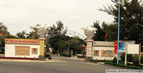 Thế Giới Nghỉ Dưỡng Paradise (Vũng Tàu, Việt Nam)