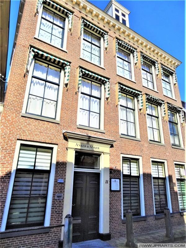 Advokatekantoar fan Anker & Anker yn Ljouwert, Nederland