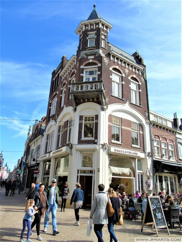 Bagels & Beans in Tilburg, The Netherlands
