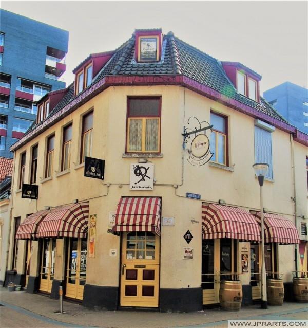 Biercafe Kandinsky in Tilburg, Nederland