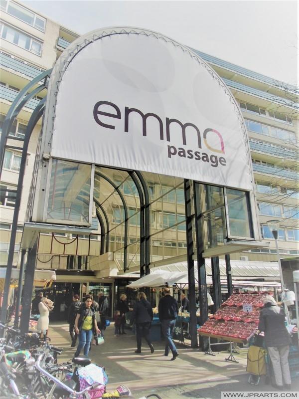 Emma Passage in Tilburg, Nederland