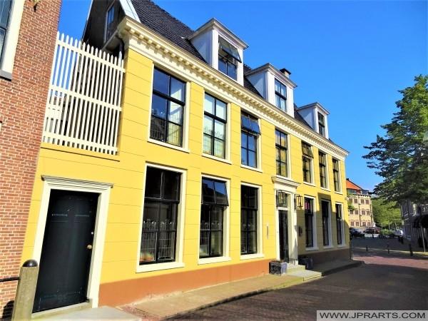 Gelbes Haus in Leeuwarden, Friesland