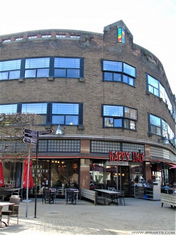 Happy Italy in Tilburg, Nederland