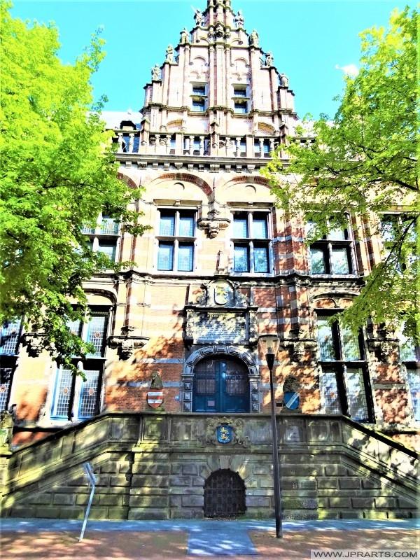Kânselarij (boud tusken 1566 en 1571) yn Ljouwert, Nederland