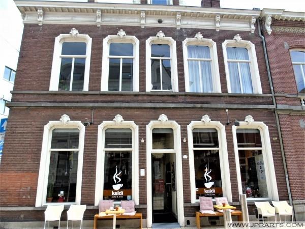 Kaldi Koffie & Thee in Tilburg, The Netherlands