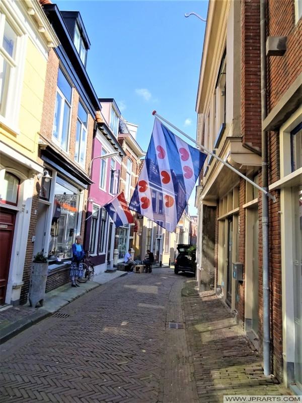 Strjitte yn Fryslân (Ljouwert)
