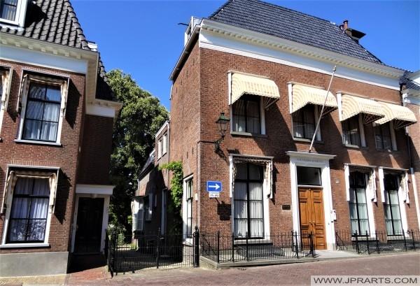 Van Haersoltehuys in Leeuwarden, Nederland