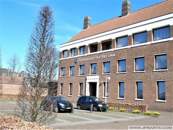 Generalaat van de Fraters (Fratermuseum) in Tilburg, Nederland