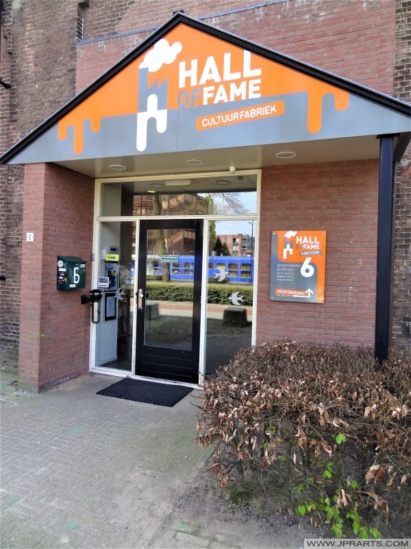 Hall of Fame - Cultuurfabriek in Tilburg, Nederland