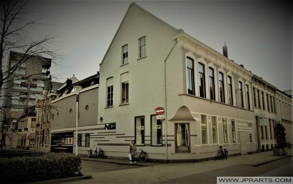 Muziekpodium Paradox in Tilburg, Nederland