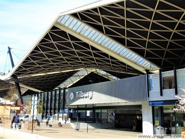 Railway Station Tilburg, The Netherlands