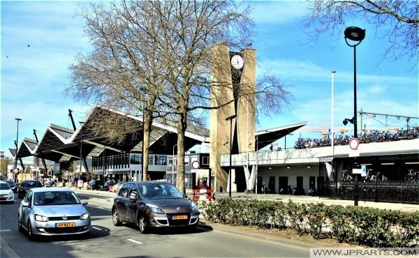 Spoorlaan (2017) in Tilburg, Nederland