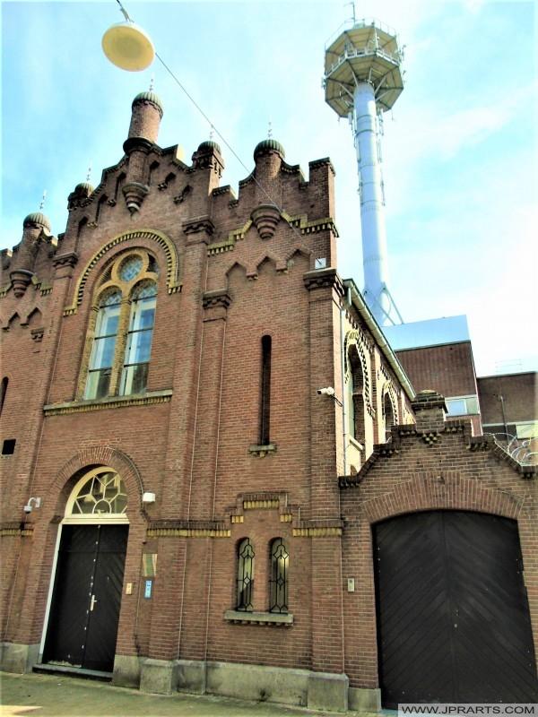 Synagoge in Tilburg, Nederland