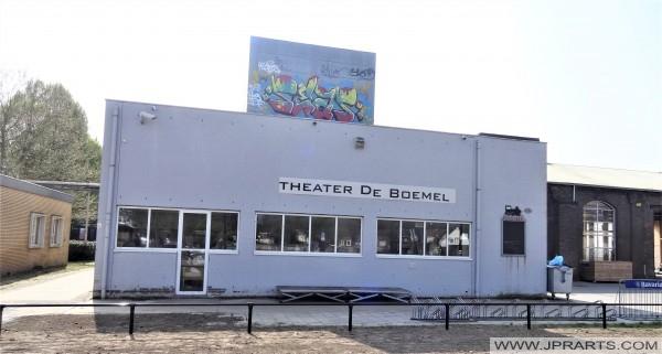 Theater De Boemel in Tilburg, Nederland