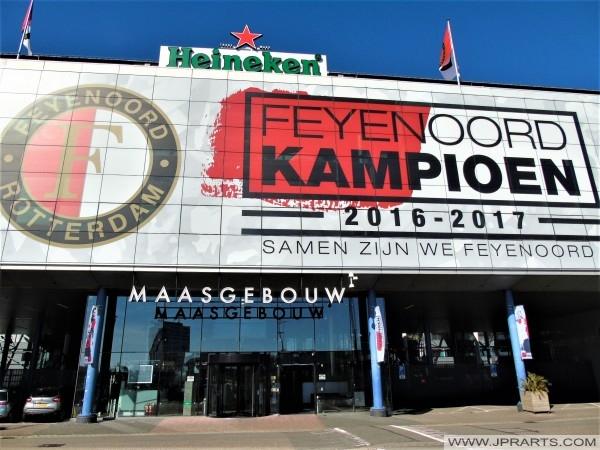 Eredivisie Kampioen Seizoen 2016-2017 Feyenoord Rotterdam