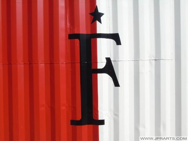Feyenoord Container