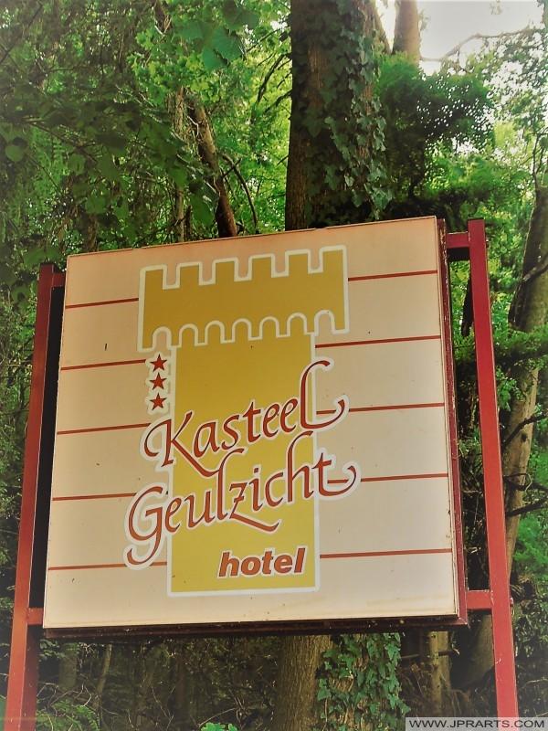 Kasteel Geulzicht - Hotel in Berg en Terblijt, Nederland