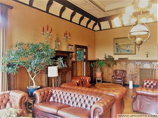 Lounge van Hotel Kasteel Geulzicht in Berg en Terblijt, Nederland