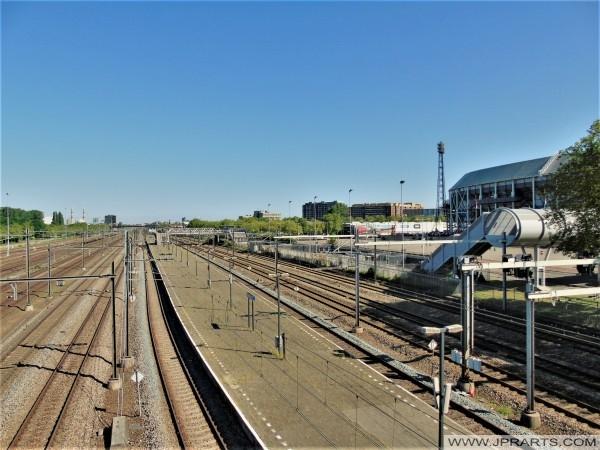 Station Rotterdam Stadion, Nederland