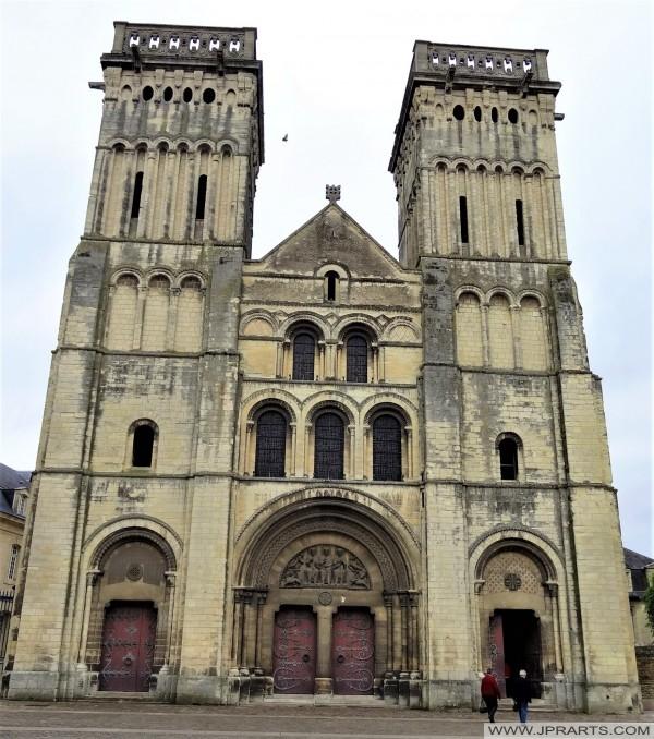 Église de la Trinité (Abbaye aux Dames) à Caen, France