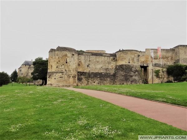 Château de Caen, France