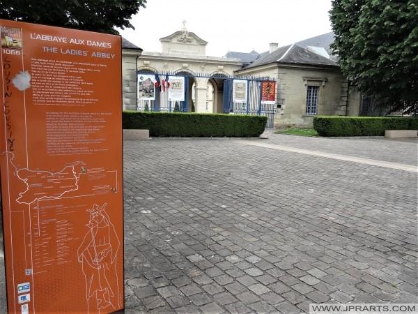 Informations de L'Abbaye aux Dames à Caen, France