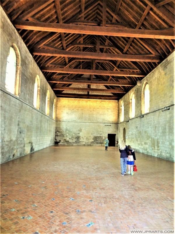 Intèrieur la Salle de l'Échiquier (Caen, France)