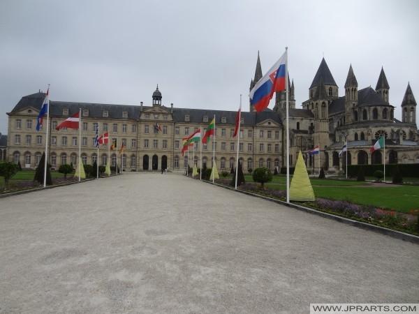 Mairie de Caen, France