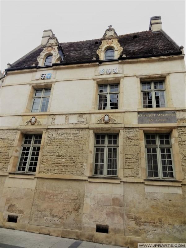 Maison Natale de Malherbe à Caen, France