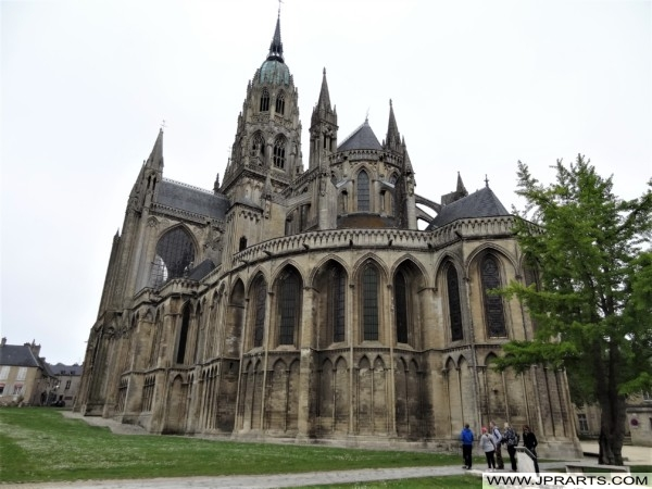 Gothic Cathedral (Bayeux, France)