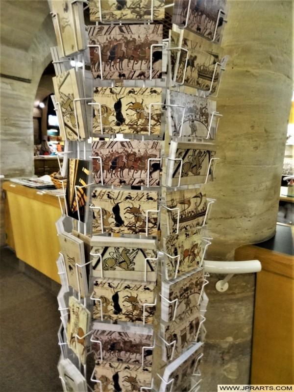 Cartes Postales de Tapisserie de Bayeux