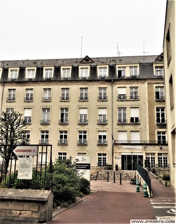Centre Hospitalier de Bayeux, France