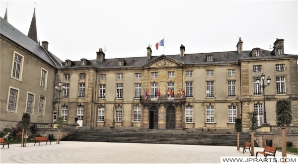 City Hall (Mairie) of Bayeux, France
